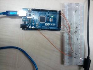 C# Arayüzüyle Arduino'da LED Yakma, Animasyon Oluşturma